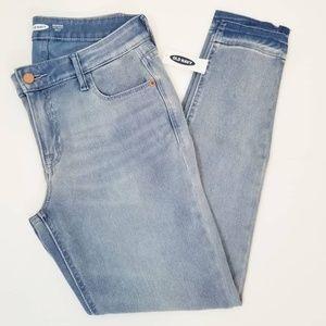 Old Navy Rockstar 24/7 Super Skinny Jeans NWT - 10